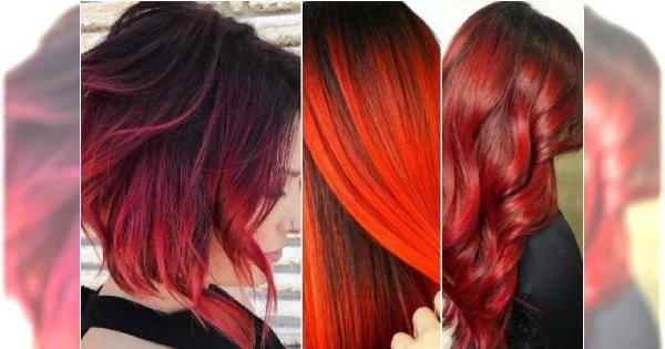 Najpiękniejsze Czerwone I Rude Kolory Włosów Na Wiosnę