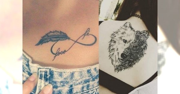 69b64a32985d1f Modne wzory tatuażu dla kobiet - galeria najlepszych pomysłów