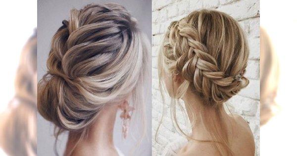 Modne fryzury dla długich i półdługich włosów. Idealne na wesela, studniówki i inne imprezy