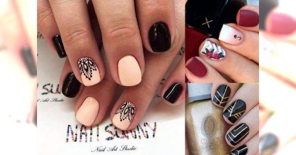 Manicure dla krótkich paznokci – galeria najpiękniejszych zdobień z sieci