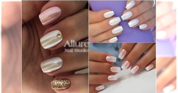 Hit w manicure: perłowe paznokcie. Zobaczcie, jak pięknie mogą wyglądać!