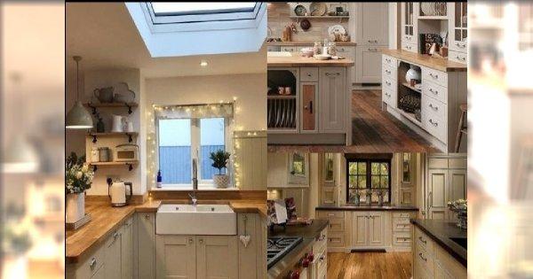 Urządzasz kuchnię? Zakochasz się w rustykalnym stylu! Zobacz propozycje na 2018 rok