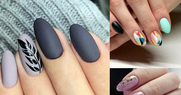 20 pomysłów na ultramodny manicure - trendy 2018