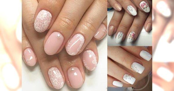 Manicure dla panny młodej – pomysły na oryginalną stylizację paznokci