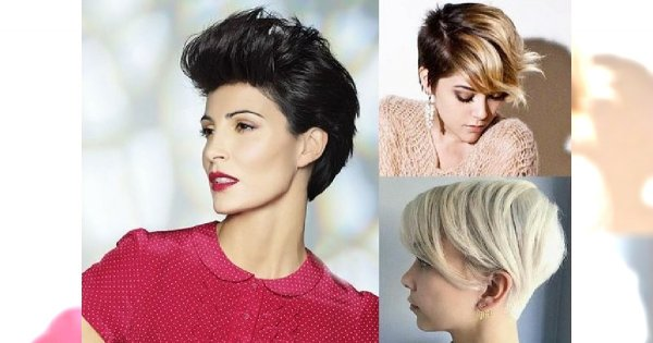 20 ultraślicznych fryzur dla krótkich włosów – trendy 2018