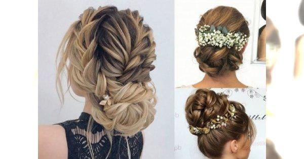 Fryzury ślubne: przegląd najlepszych pomysłów na upięcia dla panny młodej