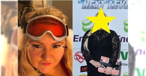 """Manuela z """"Big Brothera"""" w koszmarnej fryzurze na gali MMA. Widać, że jest właścicielką salonu fryzjerskiego?"""
