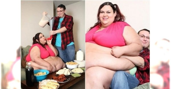 Pamiętacie ją? Pochłaniała 10000 kalorii dziennie, by być najgrubszą kobietą świata. CIĄŻA bardzo ją zmieniła