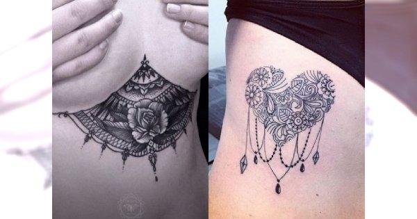 Kobieca galeria tatuażu: 20 supermodnych motywów, które nigdy się nie znudzą