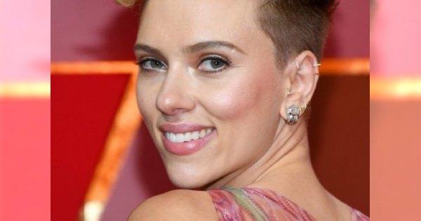 Scarlett Johansson ma nową fryzurę! Nowy kolor zupełnie ją odmienił. Ale czy na plus?