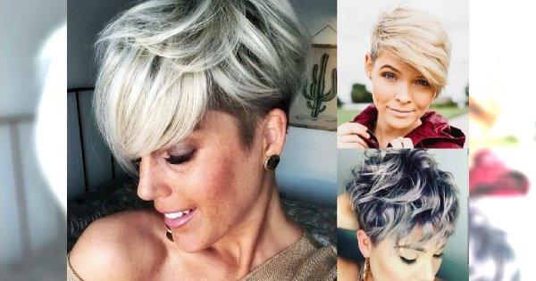 Najpiękniejsze Pixie Cuts 2018 Nowoczesne Krótkie Fryzury Które