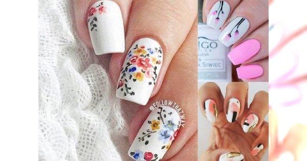 Przegląd nowinek ze świata manicure - 21 ślicznych pomysłów, które robią wrażenie!