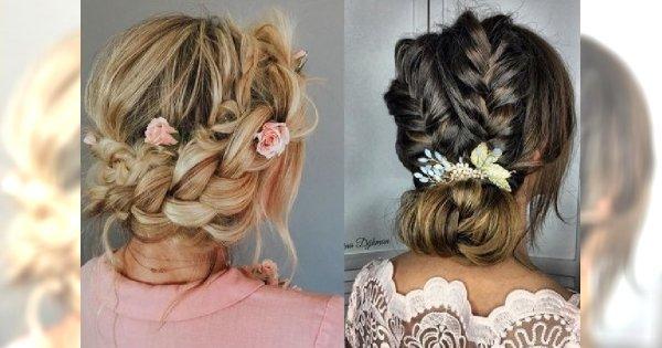 Nowoczesne upięcia z długich włosów - można się w nich zakochać!