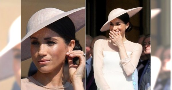 Meghan Markle PIERWSZY RAZ oficjalnie jako księżna Sussex! Urzekająca stylizacja?