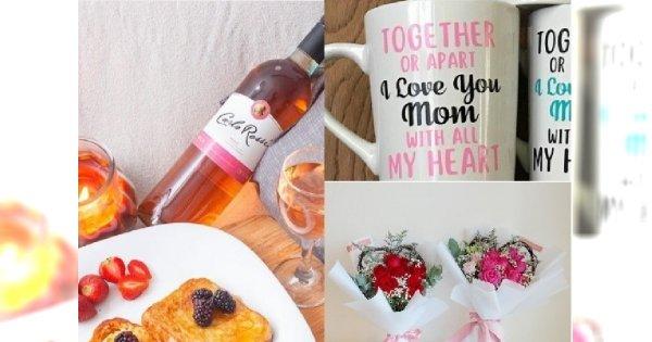 Dzień Matki 2018: Zobacz najpiękniejsze prezenty na ostatnią chwilę!