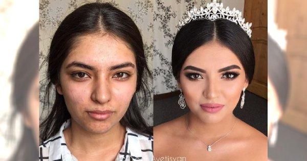 15 transformacji dokonanych za pomocą makijażu. TAK, to te same osoby