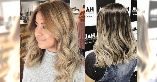 Koloryzacja techniką flamboyage - najpiękniejsze propozycje z Instagrama