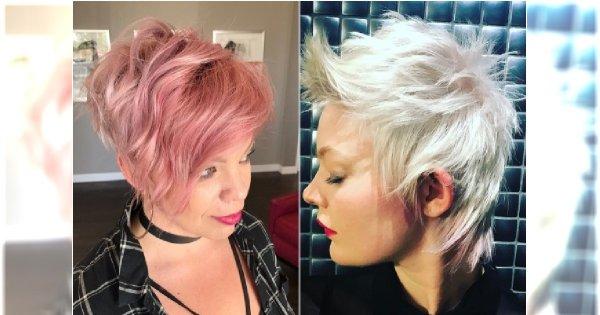 Krótkie fryzury damskie. Przeglądamy letnie trendy!
