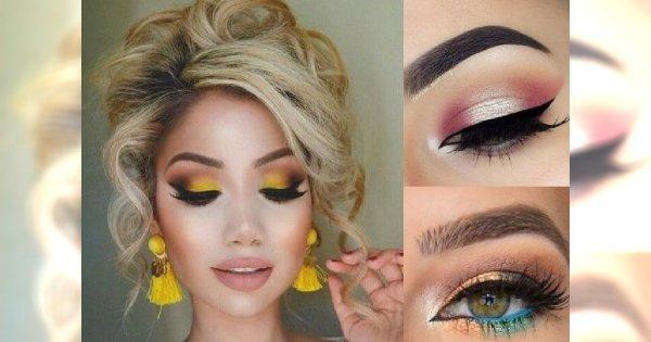 Modny makijaż oka na lato - pomysły idealne na wesele!