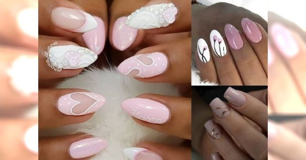 Ślubne stylizacje paznokci - 15 zjawiskowych pomysłów!