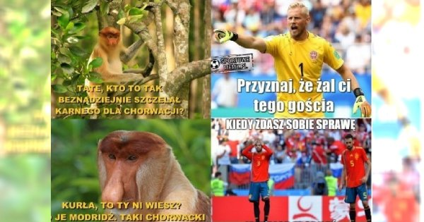 Mundial 2018: Chorwacja pokonała Danię! Zobacz najlepsze MEMY
