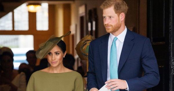 Meghan Markle na chrzcinach księcia Louisa. Obyło się bez wpadki?