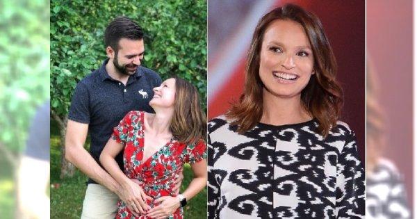 Anna Starmach PO RAZ PIERWSZY W CIĄŻY na salonach! Widać już ciążowy brzuszek?