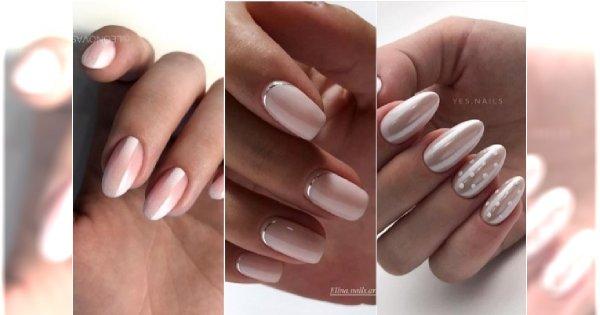Naturalne paznokcie nude. Delikatne i eleganckie wzory, które was urzekną!