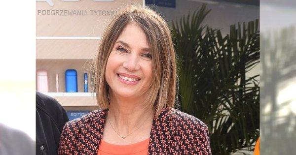 Grażyna Wolszczak ma nową fryzurę! Fani w szoku: Młodsza o 10 lat!