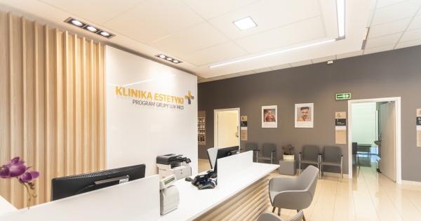 Grupa LUX MED otwiera nowoczesną Klinikę Estetyki. Byliśmy na otwarciu!