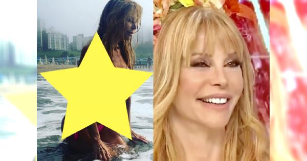 Podstarzała gwiazda KUSI ciałem na Instagramie. Co za FIGURA! W jej w WIEKU?