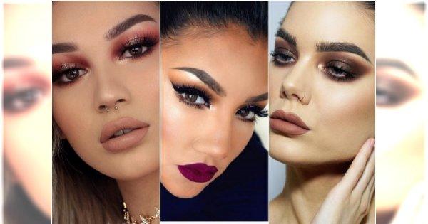 Modny Makijaż Na Jesień 2018 Przeglądamy Największe Trendy