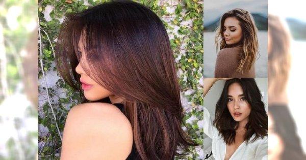 Długość włosów medium ma w sobie TO COŚ - galeria przepięknych cięć, które wyszczuplą okrągłą buzię