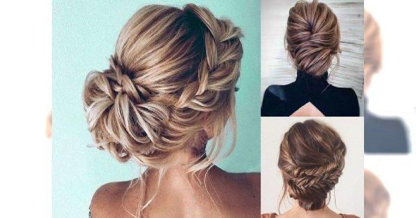 Fryzury na wesele dla włosów półdługich i długich - galeria najpiękniejszych upięć