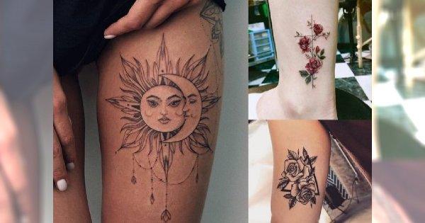 17 pomysłów na kobiecy tatuaż - oryginalne wzory dla dziewczyn
