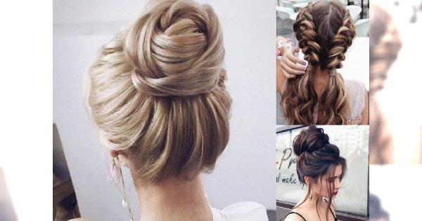 Fryzury Okazjonalne Najpiękniejsze Uczesania Dla Włosów