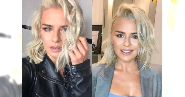 Natasza Urbańska założyła długie blond doczepy! Fani: Jak mix Rozenkowej i Kim Kardashian