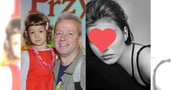 Córka Roberta Leszczyńskiego ma dopiero 14 lat, a już wyrosła na prawdziwą ślicznotkę!