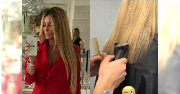 """Małgorzata Rozenek OBCIĘŁA KRÓTKO WŁOSY! To najmodniejsza fryzura tego sezonu! """"Długo o tym myślałam"""""""