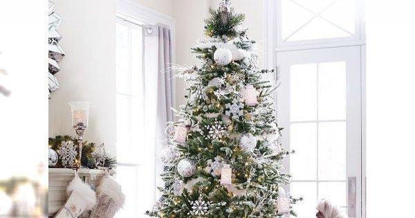 Modna choinka 2018. Trendy w dekoracji, modne stylizacje choinki na Boże Narodzenie