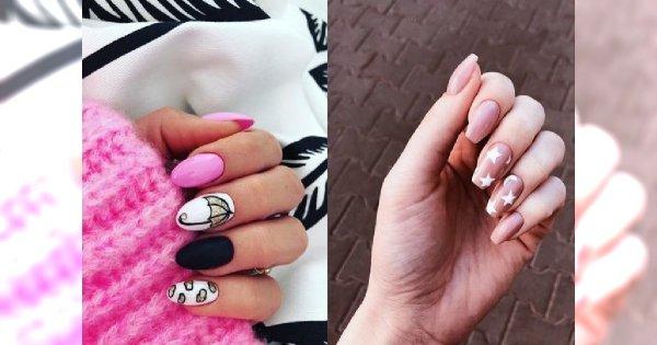 22 pomysły na ultrakobiecy manicure - galeria unikatowych zdobień