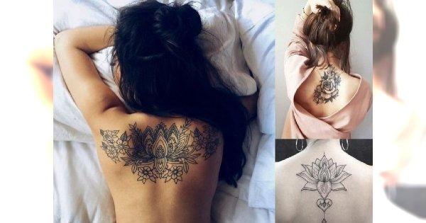Magiczne tatuaże na plecy - piękne i zmysłowe wzory dla kobiet