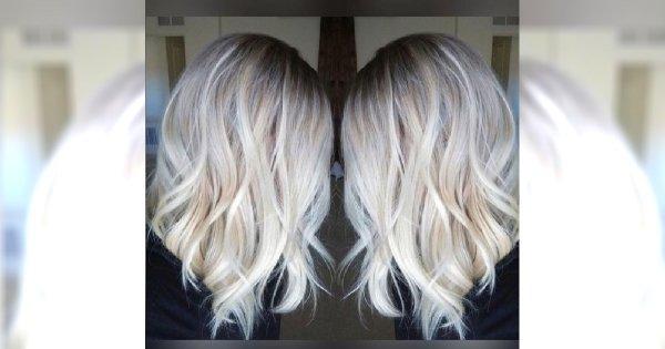 Tani sposób na utrzymanie chłodnego blondu. Stworzysz go sama w domu!