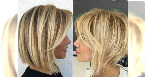 Włosy do ramion? Te fryzury średnie będą idealne!