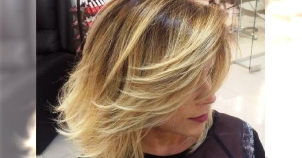 Półokrągłe cięcie i cieniowane włosy - te fryzury nigdy nie wyjdą z mody!