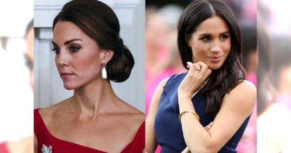 Księżna Meghan doprowadziła księżną Kate do ŁEZ! O co poszło?