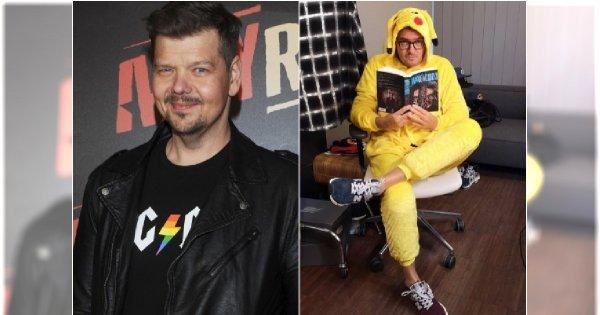 """Wojewódzki drwił z """"życiowego upadku"""" Figurskiego, teraz Figurski mu odpowiada. MOCNE!"""