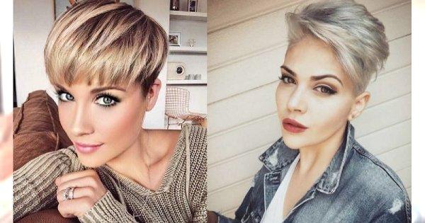 Odmładzające fryzury krótkie - cięcia z grzywką, pixie, undercut i wiele innych