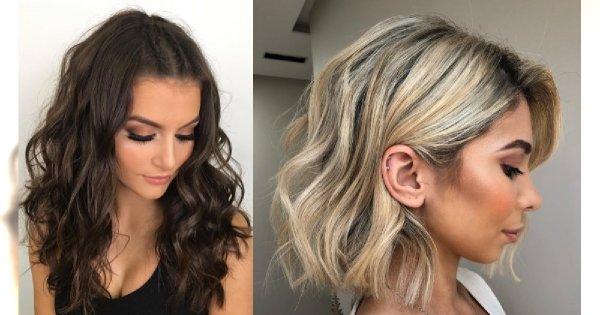 Średnie fryzury na sylwestra: układamy włosy do ramion. Prosto, modnie i elegancko
