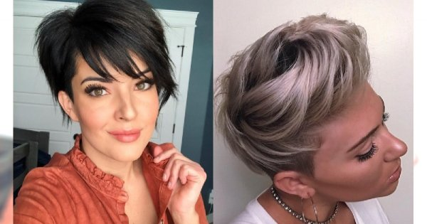 Krótkie Fryzury Na Sylwestra Modne Cięcia I Stylizacje Włosów